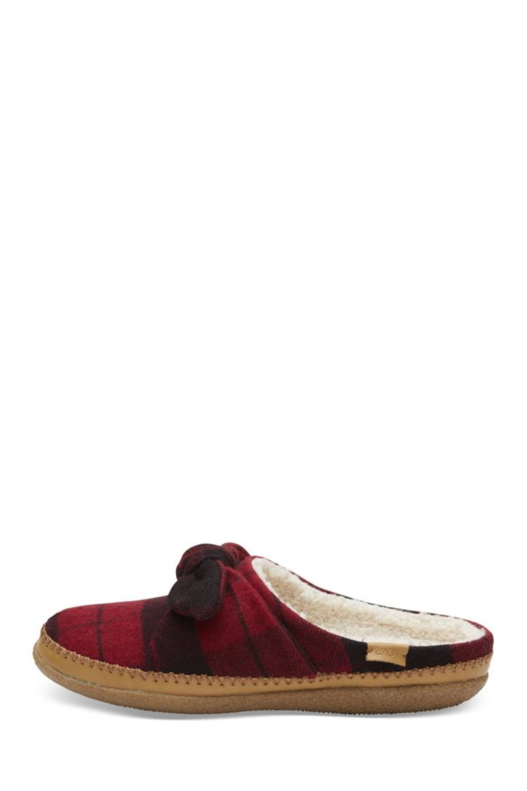 TOMS Ivy Mule Slipper - Front Cropped Image