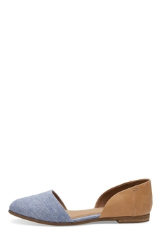 TOMS Jutti D'orsay Flats - Product List Image
