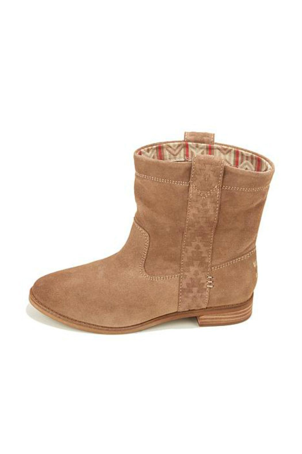 Laurel Suede Boot