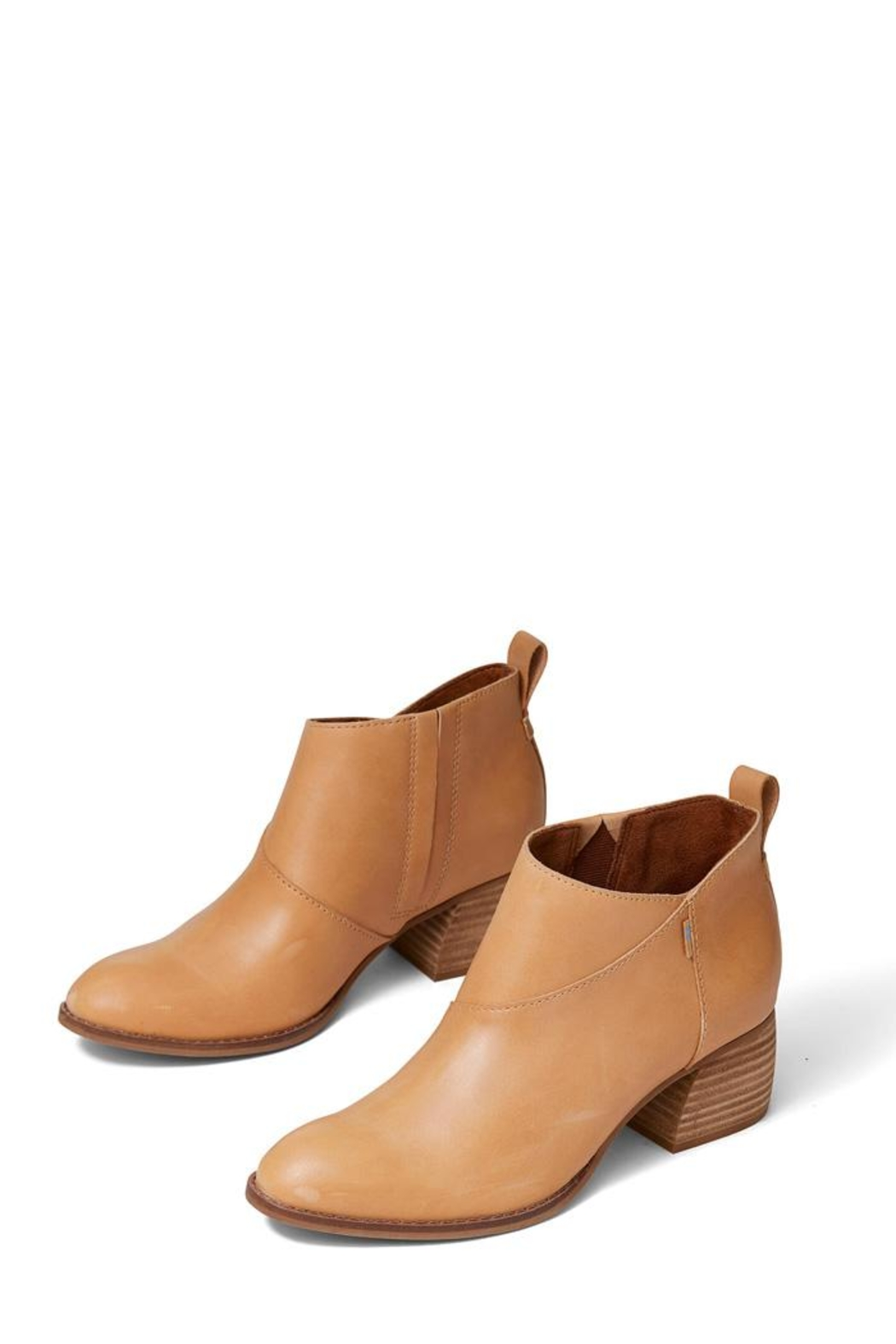TOMS Leilani Booties - Front Full Image