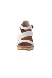 TOMS Clarissa Linen Wedge - Side cropped