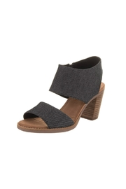 TOMS Majorca Cutout Sandals - Product Mini Image