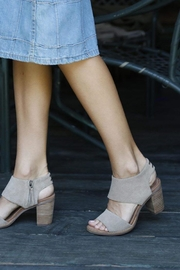 TOMS Majorca Cutout Wedges - Side cropped