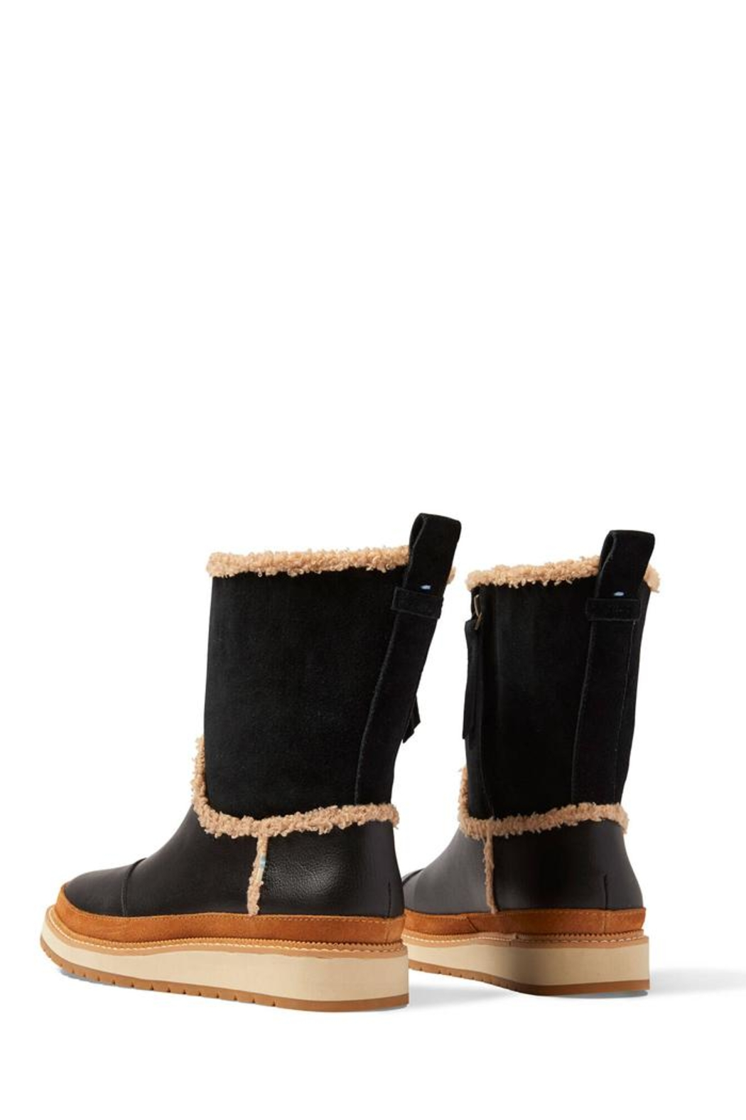 TOMS Makenna Boot - Front Full Image