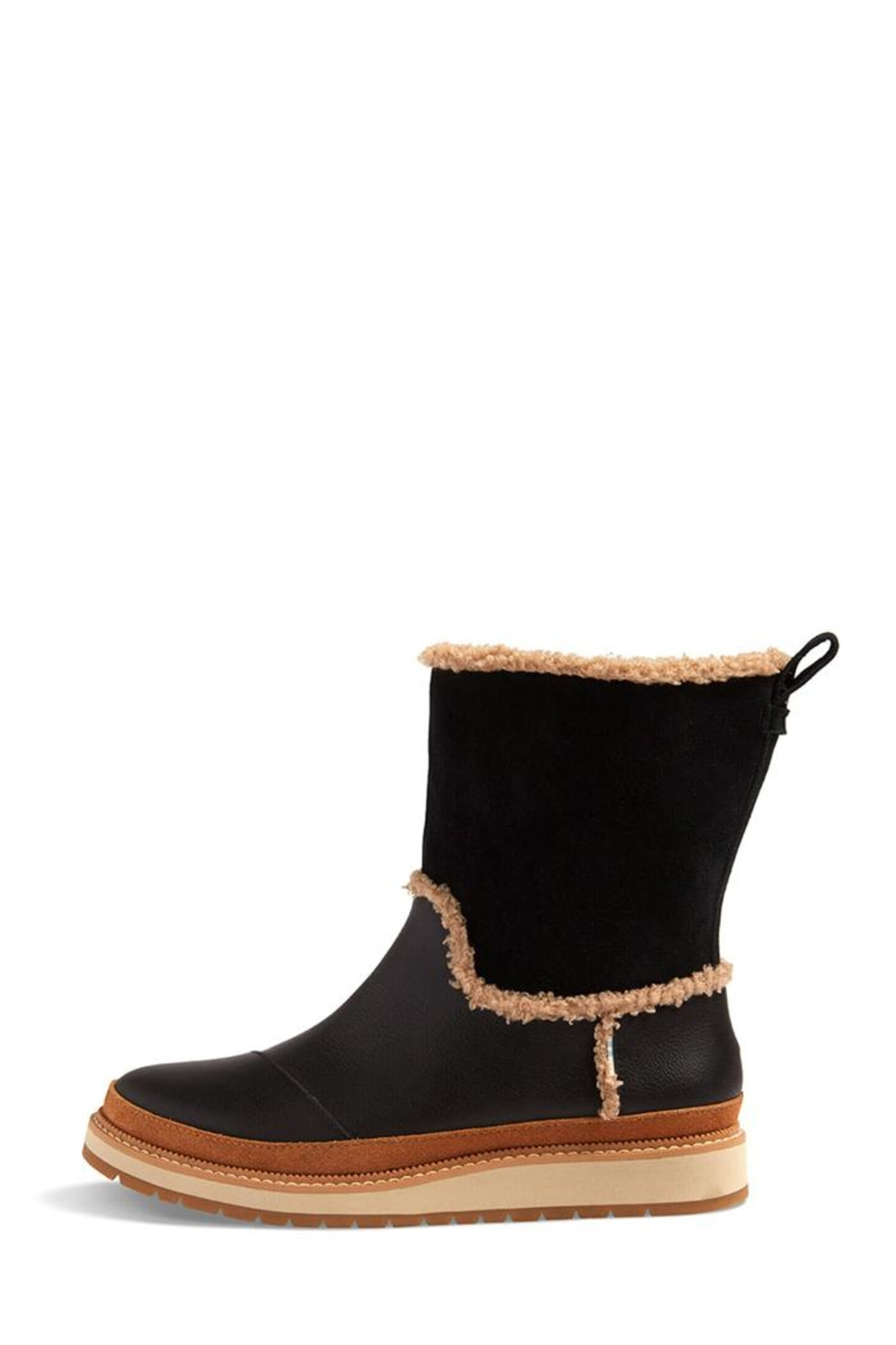 TOMS Makenna Boot - Side Cropped Image