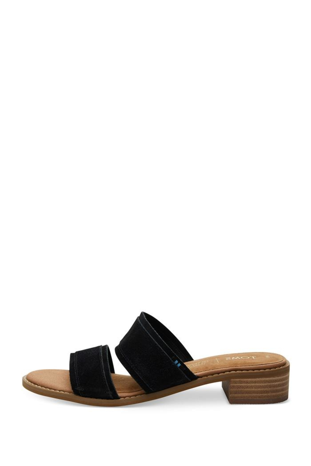TOMS Mariposa Suede Sandals - Main Image