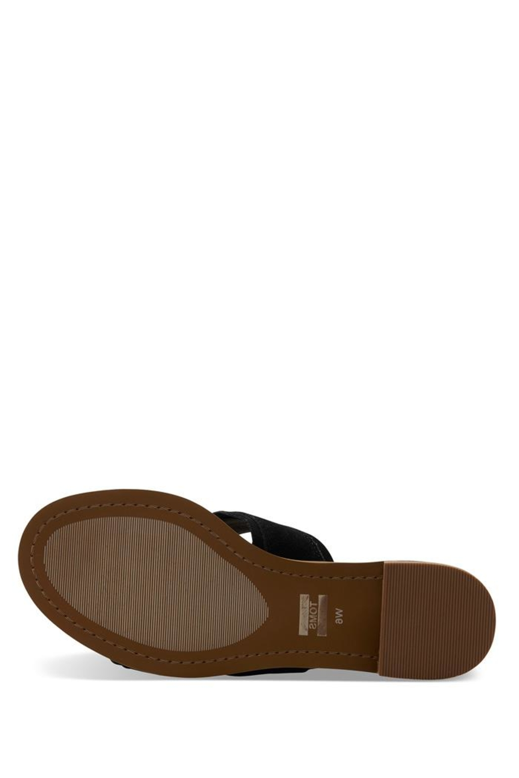 TOMS Mariposa Suede Sandals - Side Cropped Image