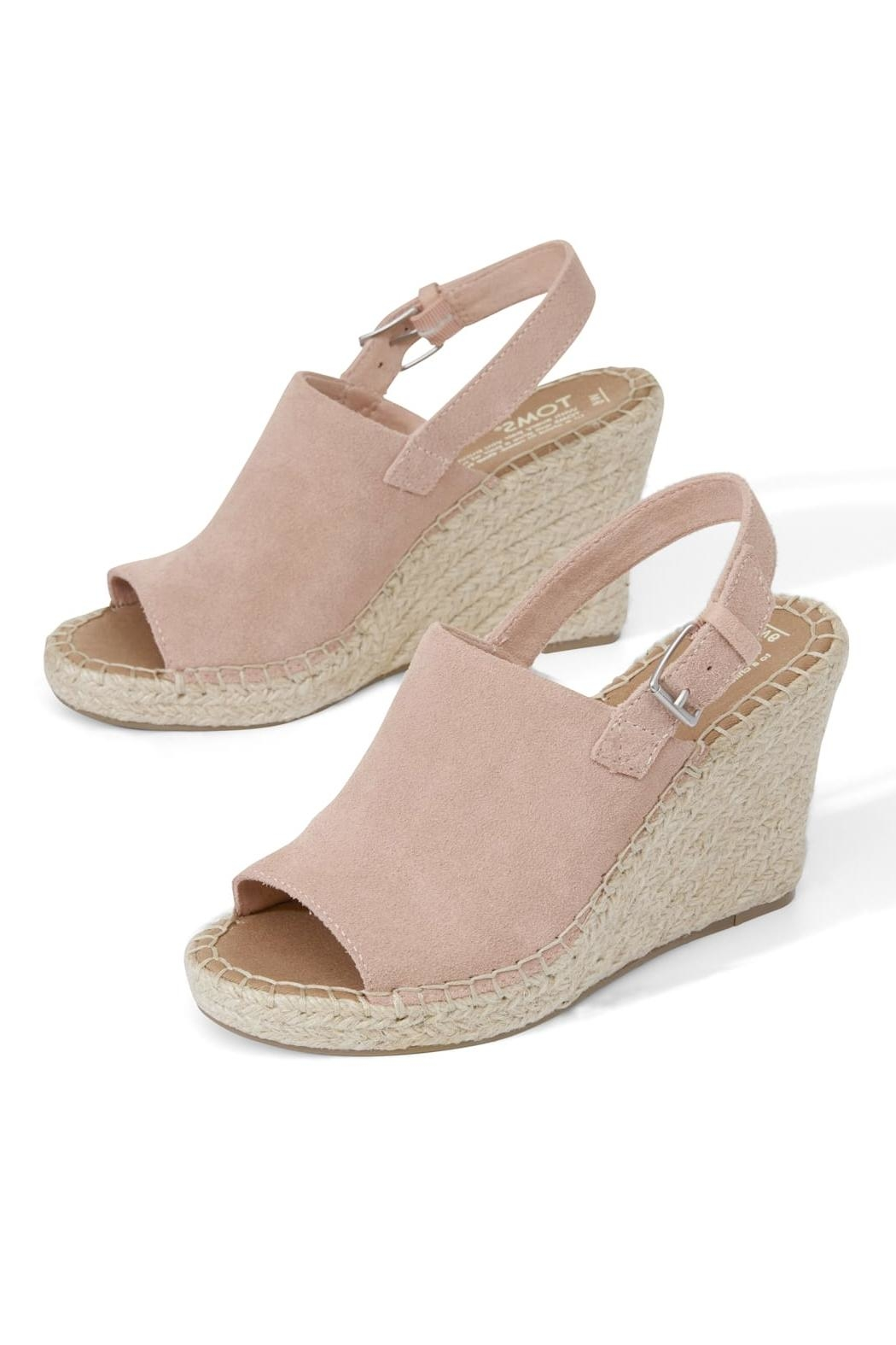 dbb9e9c9b63 TOMS Monica Wedge from California by pinkadot — Shoptiques