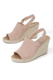 TOMS Monica Wedge - Front cropped