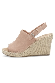 TOMS Monica Wedge - Front full body