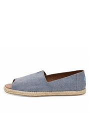TOMS Open-Toe Espadrilles - Product Mini Image