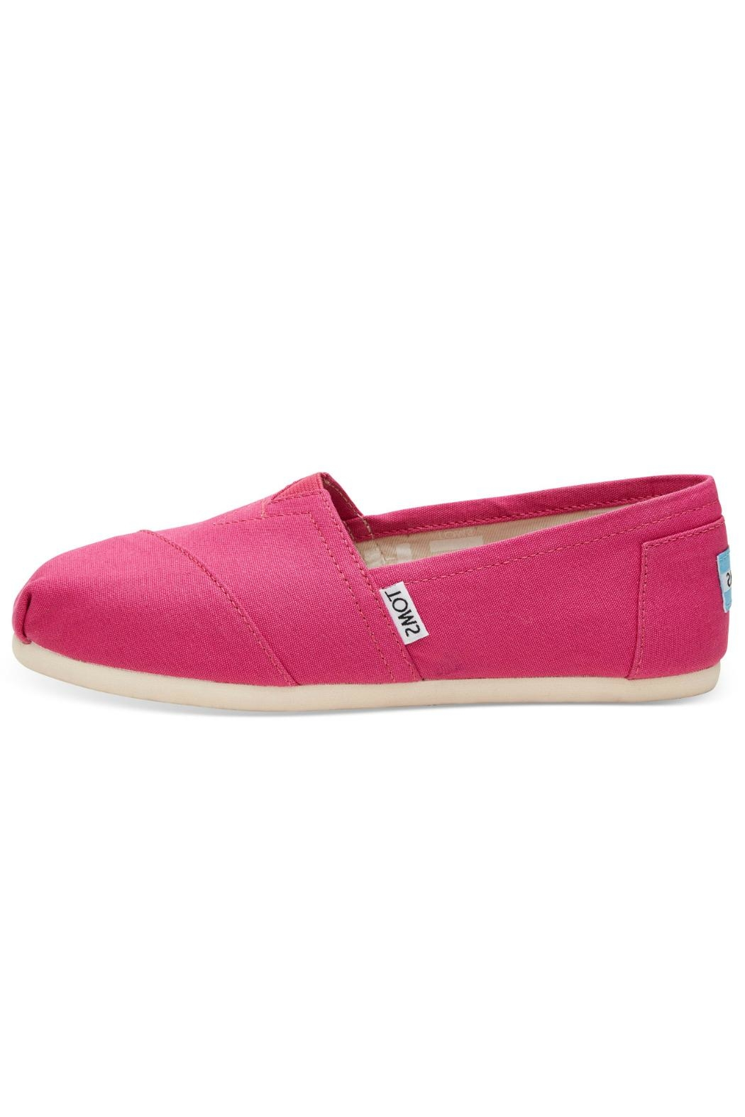 TOMS Pink Classic Toms - Main Image