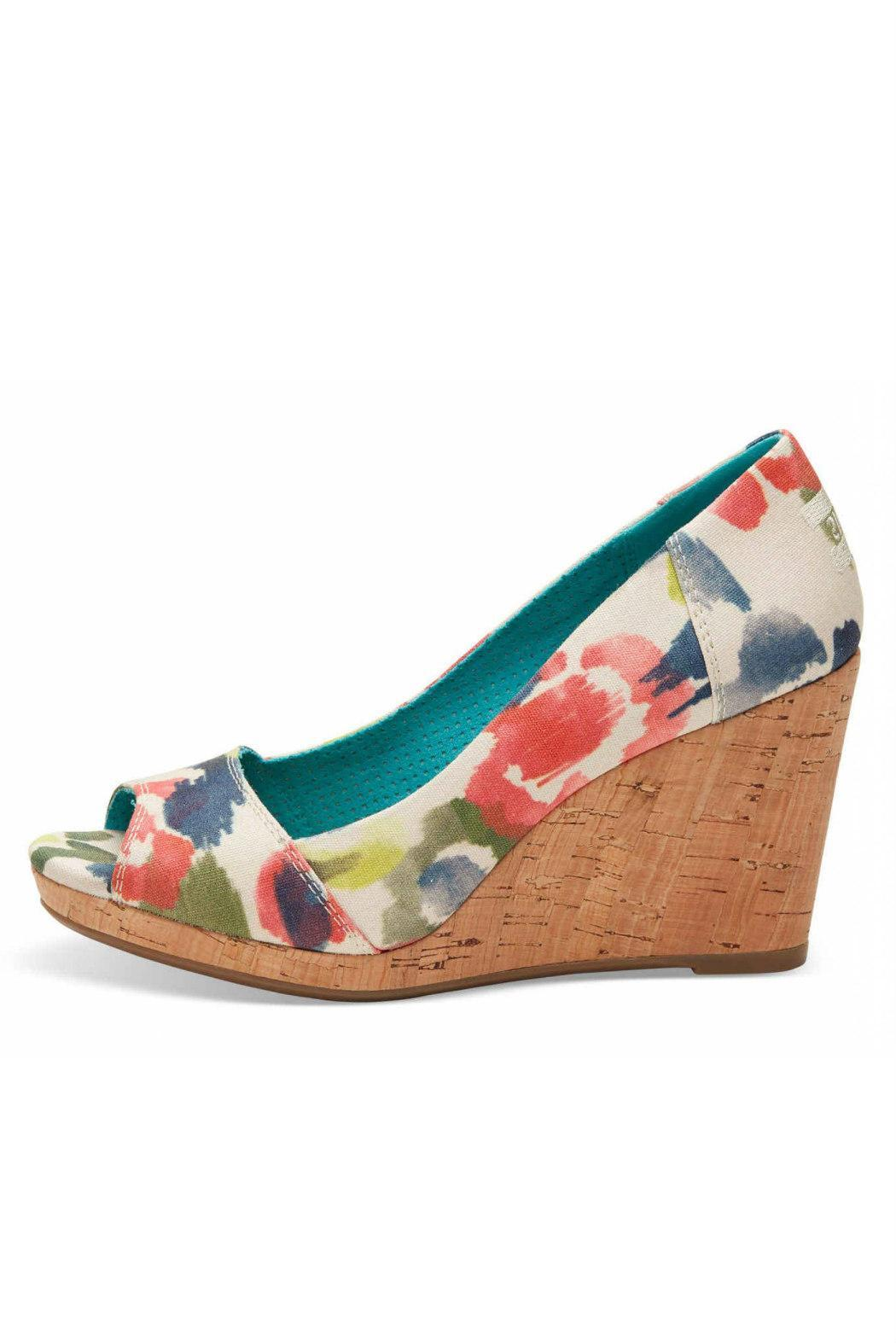 2121671fcff TOMS Stella Wedge from Statesboro by Sole — Shoptiques