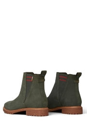 TOMS Suede Cleo Booties - Back cropped