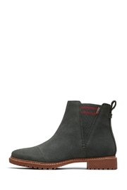 TOMS Suede Cleo Booties - Side cropped