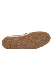 TOMS Suede Deconstructed Alpargatas - Side cropped
