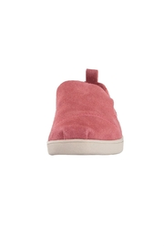 TOMS Suede Deconstructed Shoes - Side cropped