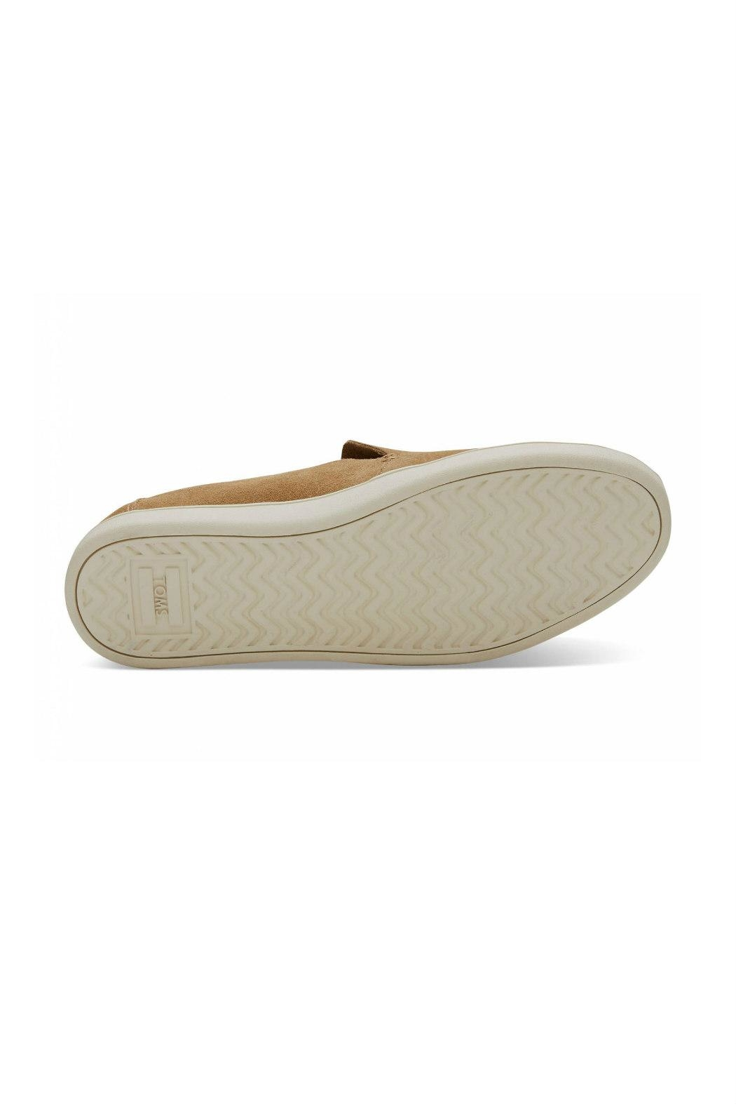 TOMS Suede Deconstructed Alpergata - Side Cropped Image
