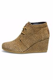 TOMS Suede Desert Wedge - Product Mini Image