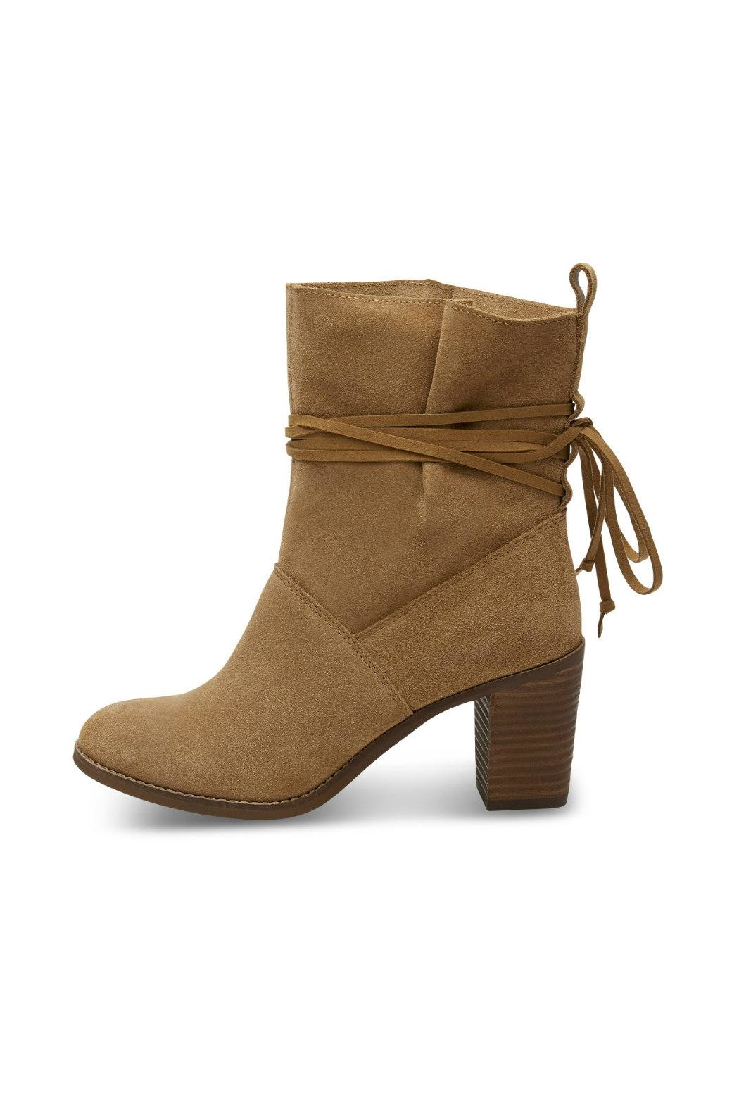 Suede Mila Boots