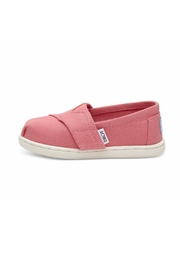 TOMS Tiny Classic Alpergata Shoes - Product Mini Image