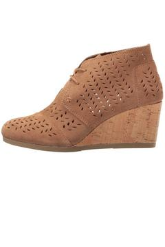 Shoptiques Product: Toms Desert Wedge