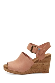 TOMS Tropez Suede Wedges - Product Mini Image