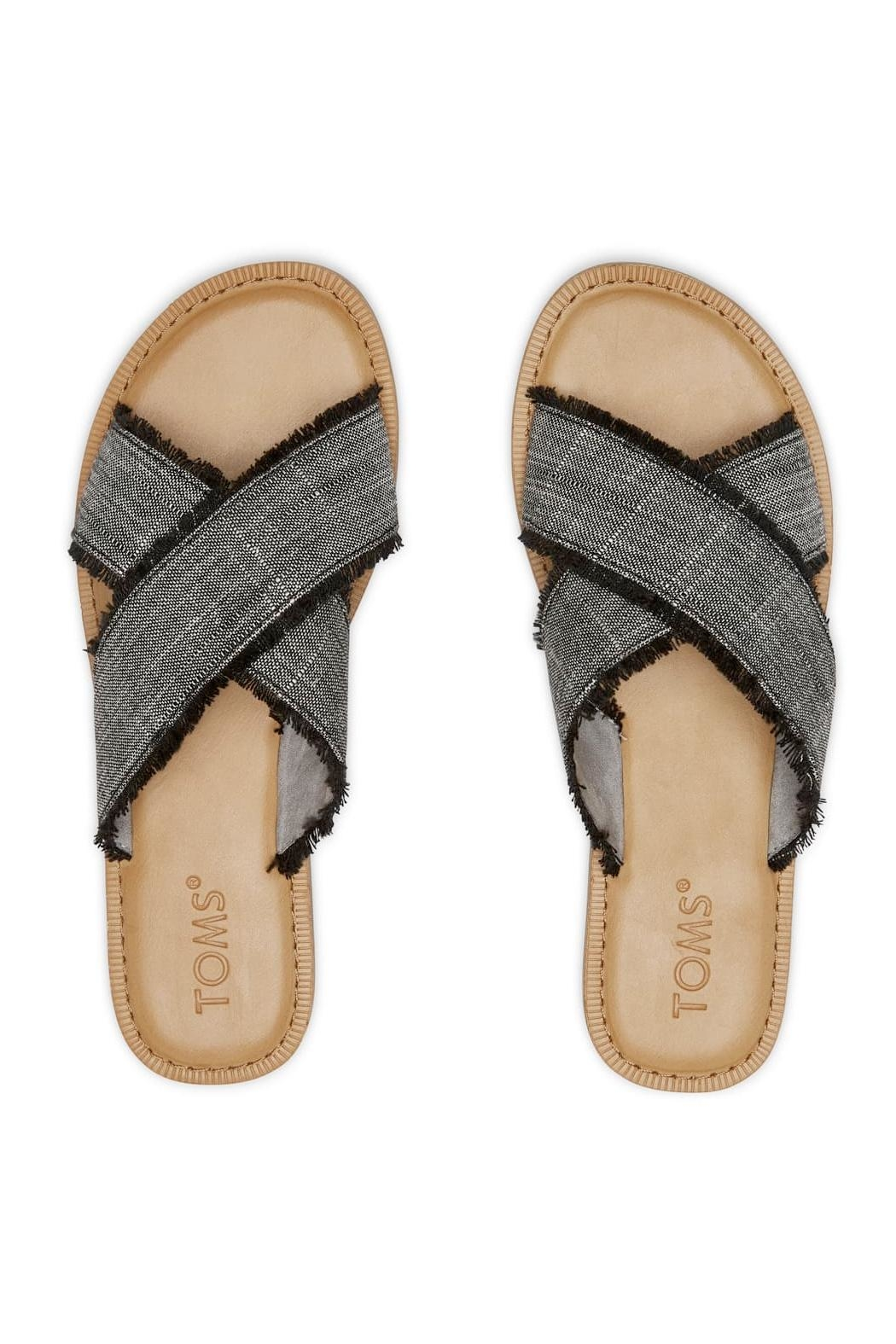TOMS Viv Sandals - Front Full Image