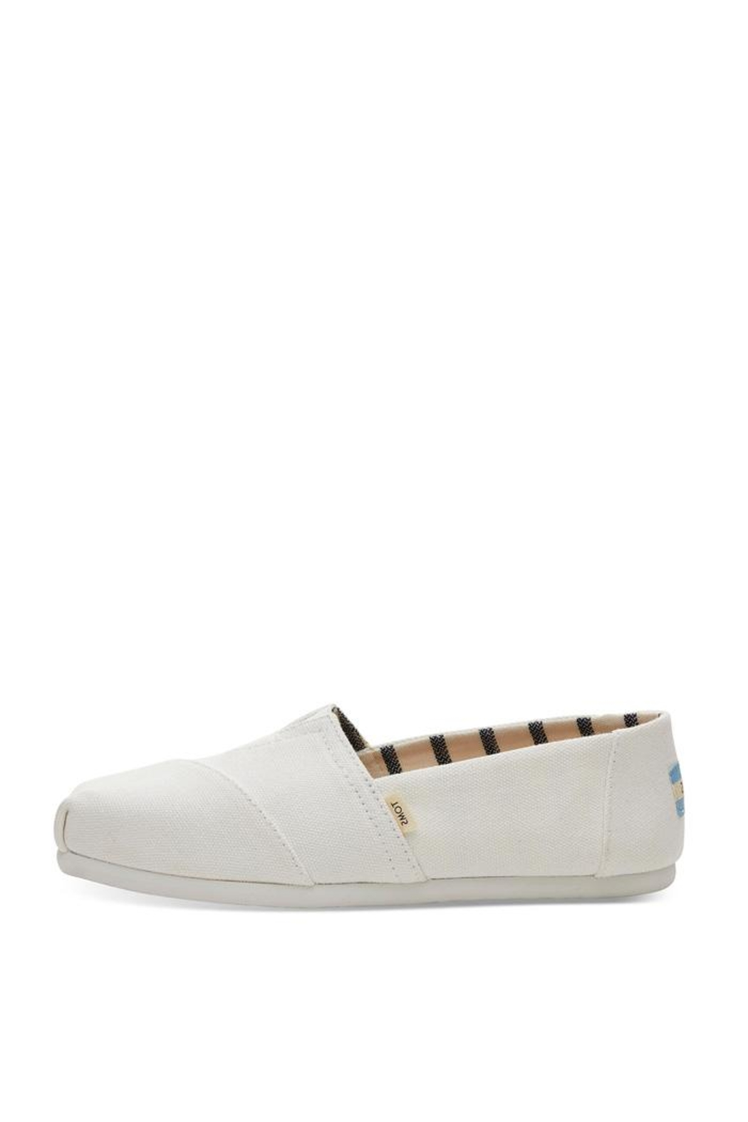 TOMS White Classic Toms - Front Full Image