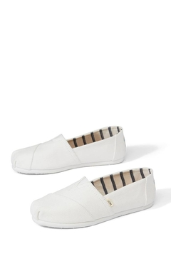 TOMS White Classic Toms - Product List Image