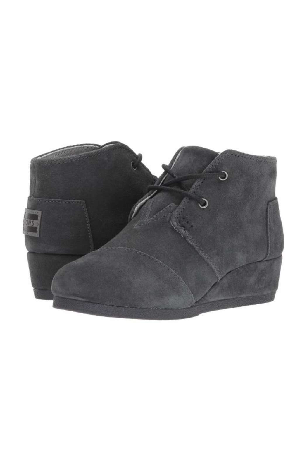 TOMS Youth Desert Wedge - Front Full Image