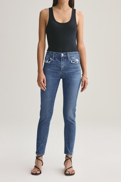 AGOLDE Toni Jean in Stratosphere - Product List Image