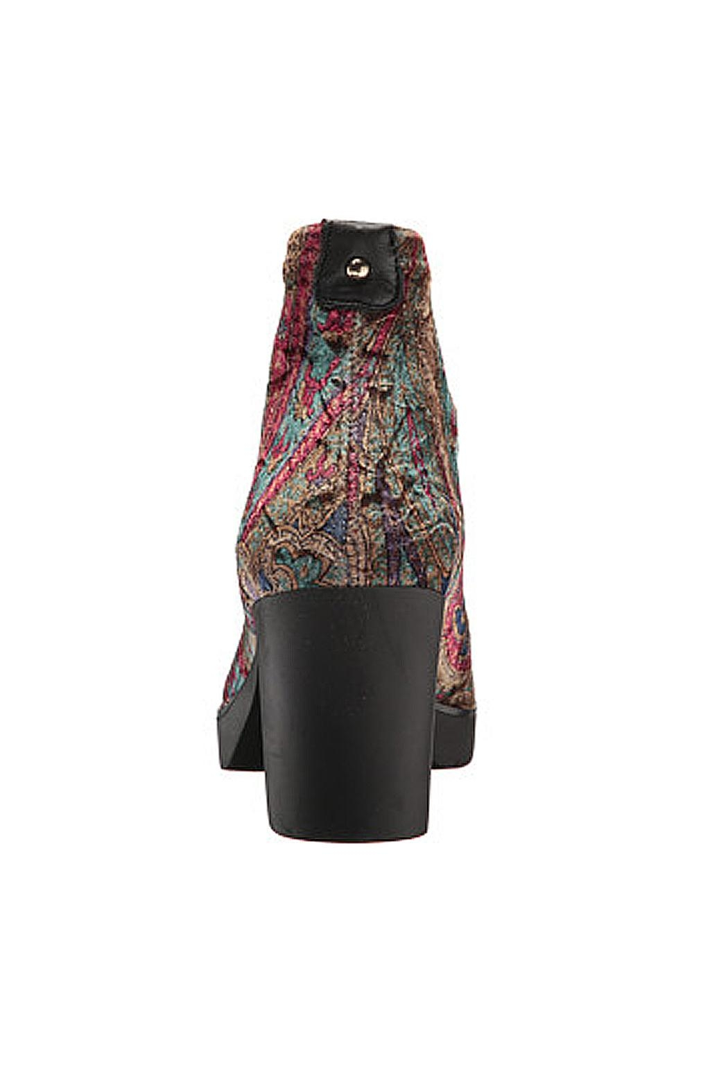 Toni Pons Finley Paisley Bootie - Side Cropped Image