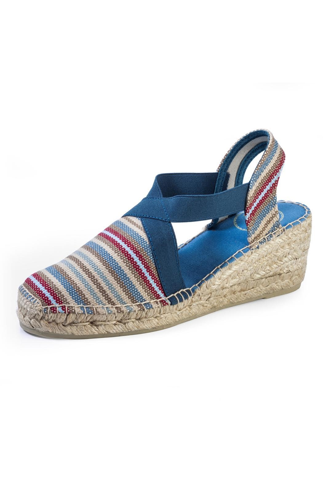 42b1ccb0c10 Toni Pons Tarbes Blue Espadrille from Israel by BRONXY — Shoptiques