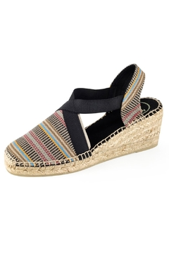 Shoptiques Product: Tarbes Grey Espadrille