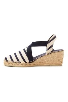 Toni Pons Tarbes Striped Espadrille - Product List Image