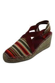 Toni Pons Wedge Espadrille Sandal - Front full body