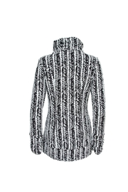 Tonia DeBellis Molly Cable Jacket - Front full body