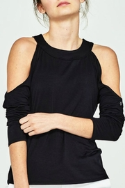 Tonic Cold Shoulder Top - Product Mini Image