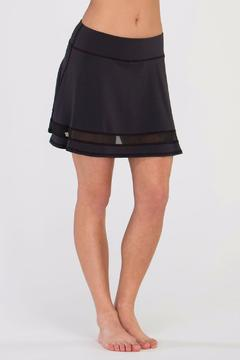 Shoptiques Product: Motion Skirt Black