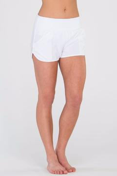 Shoptiques Product: Statik Shorts White