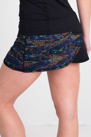 Tonic Active Breeze Tennis Skort - Front full body