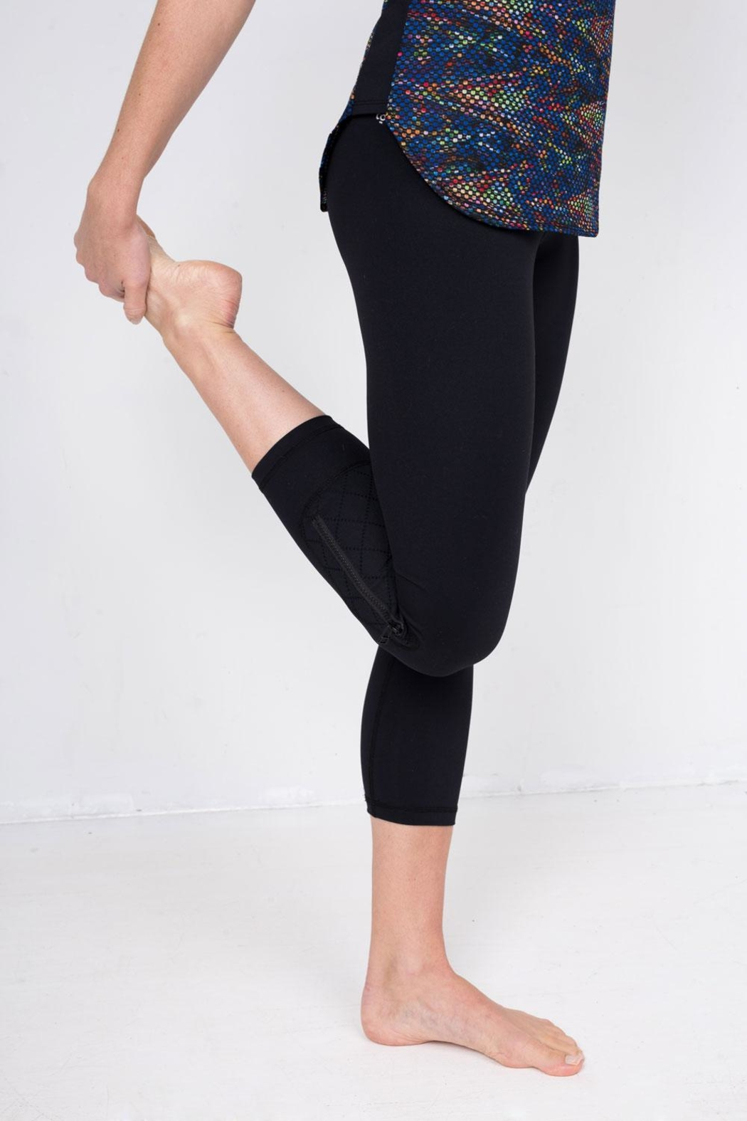 Tonic Active Brice Crop Pant - Main Image