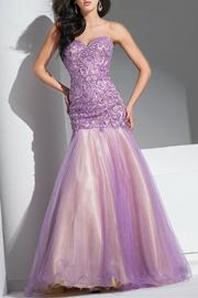 Tony Bowls Le Gala Mermaid Gown - Product Mini Image