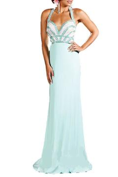 Shoptiques Product: Strappy Evening Gown