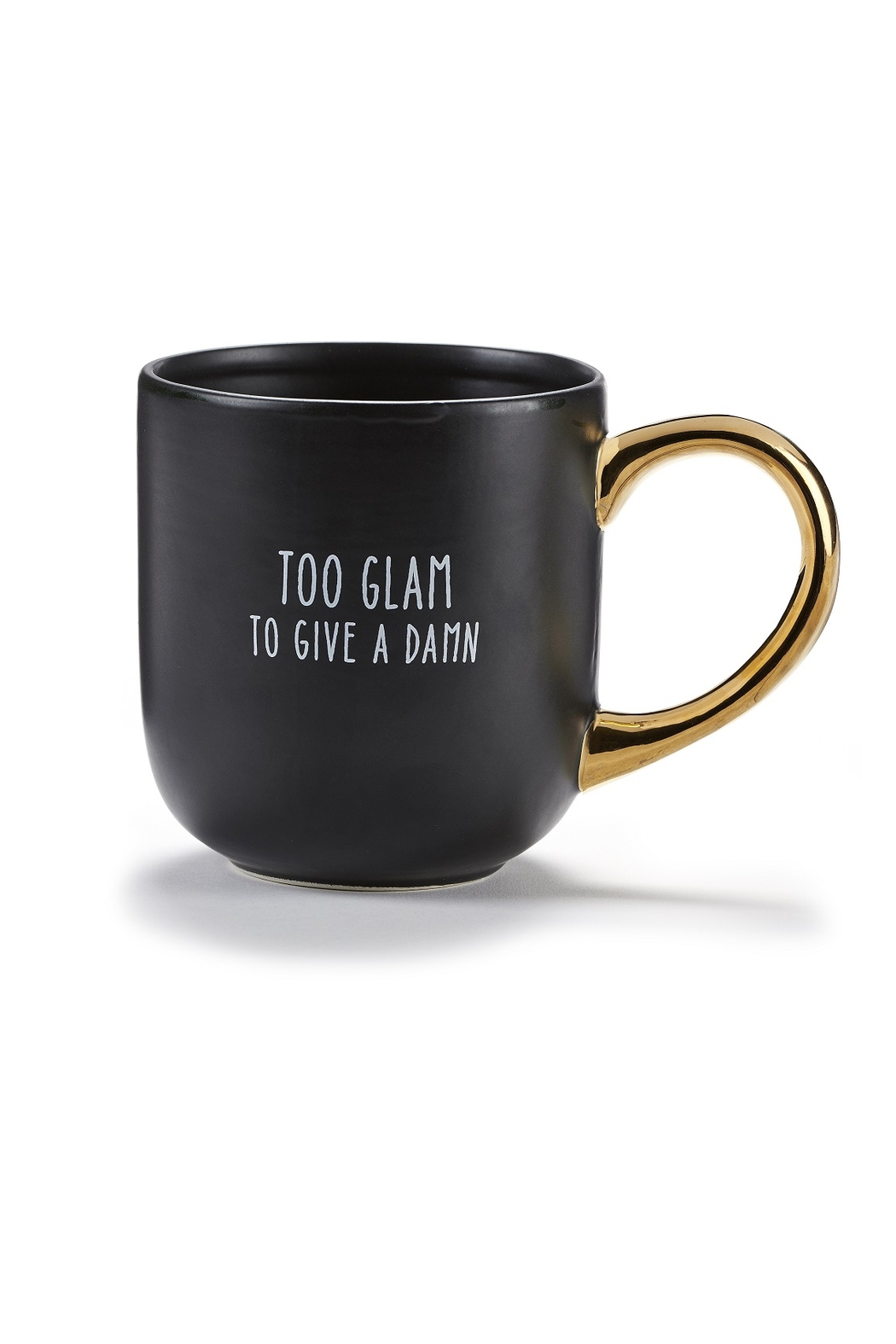 Giftcraft Inc.  Too Glam Mug - Front Cropped Image