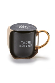 Giftcraft Inc.  Too Glam Mug - Front full body