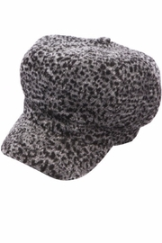 Too Too Hat Animal Print Hat - Product Mini Image