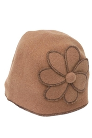 Too Too Hat Beanie With Flower - Product Mini Image