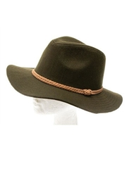Too Too Hat Braided Band Panama Hat - Product Mini Image